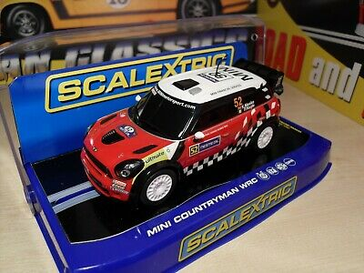 Scalextric C3285 Mini Countryman WRC 'Meeke/Nagle' - Brand New In Box • 44.99£