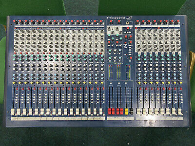 £300 • Buy Soundcraft LX7 24 Channel Mixing Console