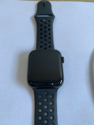 $ CDN741.07 • Buy Apple Watch Series 5 Nike 44mm Space Grey Aluminum Case With Anthracite/Black...