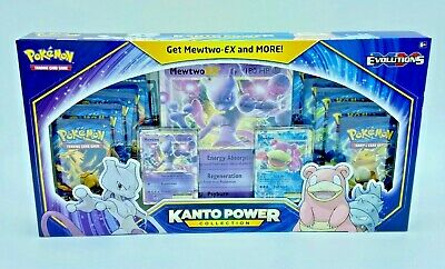 $229.99 • Buy Pokemon Evolutions Kanto Power Collection - Mewtwo Factory Sealed (In Hand) 🔥🔥