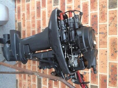AU1250 • Buy 15hp Outboard Boat Motor Used