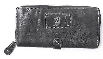 $130.81 • Buy Aunts & Uncles THE CANDY SHOP NUTMEG MU Leather Wallet