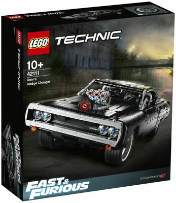 AU130 • Buy Lego Technic: Dom's Dodge Charger (42111)