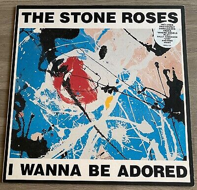 THE STONE ROSES - I WANNA BE ADORED With PRINT - 12  Vinyl 1991 ORE Z 31 *EXCEL* • 49.99£