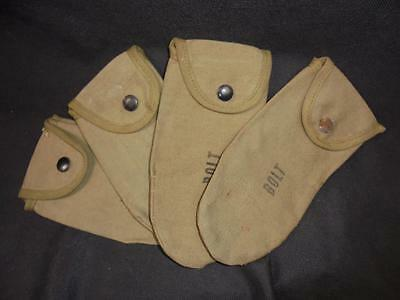 $15.09 • Buy WWII US Army Military M1 Carbine Spare Parts/Bolt Pouch
