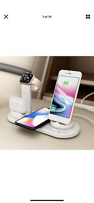 AU15 • Buy For Apple Watch/Airpods/iPhone Charging Stand Dock Station Charger Holder