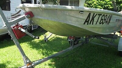 AU1700 • Buy QUINTREX 315 TRAVELLER ROOF TOPPER  6 Hp JOHNSON OUTBORD