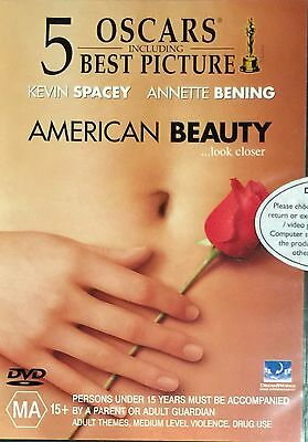 AU5.99 • Buy American Beauty (DVD, 2003)  Kevin Spacey Annette Bening  BRAND NEW & SEALED