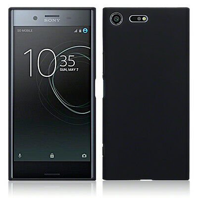 AU17.99 • Buy Sony Xperia XZ PREMIUM Case Precision Moulded Gel Cover Protective Smoke Black