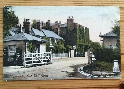 £2.49 • Buy Maidenhead Old Toll Gate = Frith's Series 1907