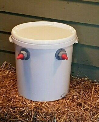 Lamb Milk Feeder With Heater - Orphan Lamb Feeder NEW - Very Easy To Use • 98.50£