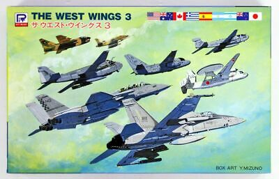 £10.20 • Buy Pit-Road Skywave S-13 The West Wings 3 1/700 Scale Kit