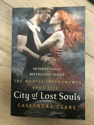 City Of Lost Souls - The Mortal Instruments Book 5 - Cassandra Clare - Paperback • 5£