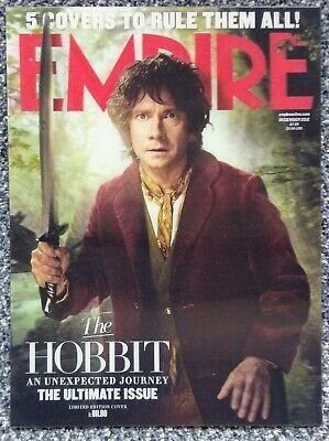 £5.99 • Buy The Hobbit Lenticular A4 Poster - From Empire Magazine (December 2012)