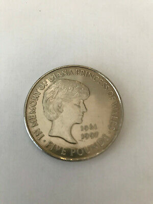£9.99 • Buy Royal Mint ,Diana, Princess Of Wales Memorial Crown £5 Five Pound Coin 1999