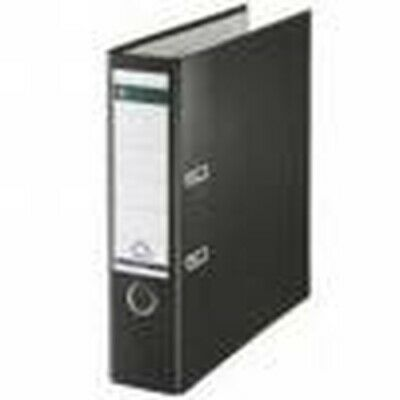 68737 Acco Esselte (A3) 4 Ring Binder 25 Landscape Polypropylene(Black) :: 68737 • 24.53£