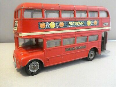 $ CDN24.95 • Buy Corgi Toys London Transport Double Decker Bus Routemaster 904525 Greta Britain