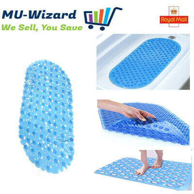 £4.59 • Buy High Quality BUBBLE  BATHROOM SHOWER MAT RUG ANTI NON SLIP SUCTION CUPS RUBBER