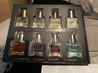 £60 • Buy Tova Signature Perfume Wardrobe Collection Rare