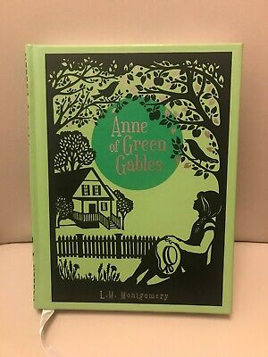Anne Of Green Gables L.M Montgomery. Hardback. Excellent Condition Like New. • 7.95£