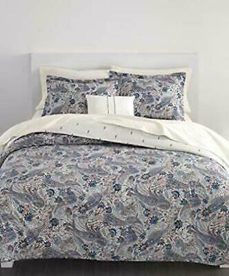 $ CDN291.17 • Buy Ralph Lauren Chaps Home Woodlawn Paisley 3pc Comforter Set FULL QUEEN NEW