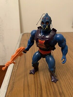 $25 • Buy Vintage Masters Of The Universe  Webstor  5.5 In. Figure 1981 Mattel