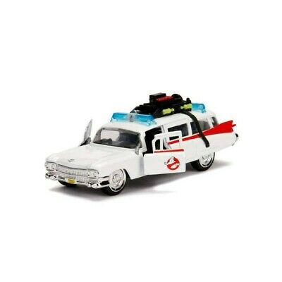 Jada Toys 1:32 Die Cast Ghostbusters Ecto 1 1959 Cadillac New Nuova • 17.74£