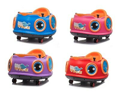 £144.99 • Buy 12v Waltzer Bumper Car Kids Electric Ride On With Parental Remote Control