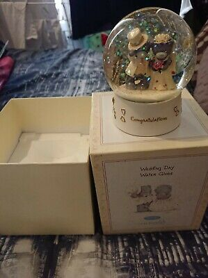 £10 • Buy Me To You Carte Blanche Ornament Snow Globe