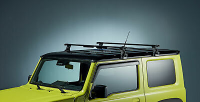 AU392.89 • Buy Suzuki Jimny MY19 2019 2020 Genuine Roof Rack Cross Bars