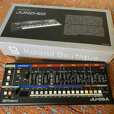 AU550 • Buy Roland JU-06A Synth (Mint - Used Once)