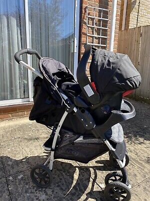 Graco Mirage Travel System • 15£