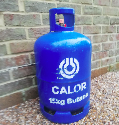 Calor Gas 15kg Butane (Empty) • 10£