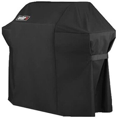 $ CDN145.94 • Buy Weber 7107 Grill Cover (44in X 60in) With Storage Bag For Genesis Gas Grills