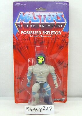 $205 • Buy MOTU, Possessed Skeletor, Figure, MOC, Masters Of The Universe, He-Man, Super7
