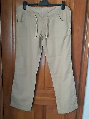£5 • Buy Blooming Marvellous Maternity Cargo Trousers Size 10