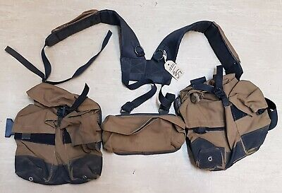 £109.95 • Buy Rare Genuine SADF South African Army Issue P90 Pattern Paratrooper Webbing #465