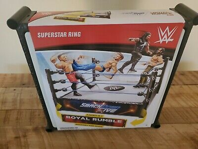 £18.17 • Buy WWE Superstar Ring Smackdown & Royal Rumble 2 Events In 1