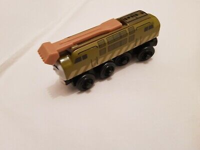 Thomas The Tank Engine & Friends WOODEN DIESEL 10 TRAIN WOOD COMBINED POSTAGE • 12.99£