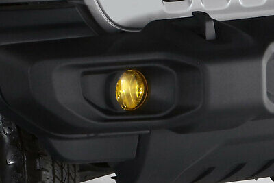 $48.24 • Buy GTS GT0242FY Yellow Fog Light Covers For 2005-2009 Mustang V-6 Pony Package