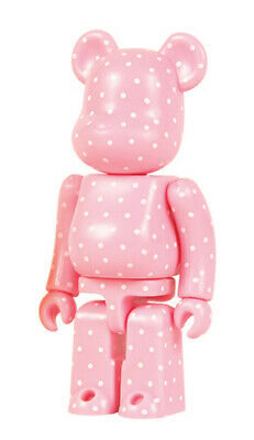 $19.99 • Buy Pattern 100% Bearbrick Series 13 S13 Be@rbrick Medicom Pink Rare Limited 2006