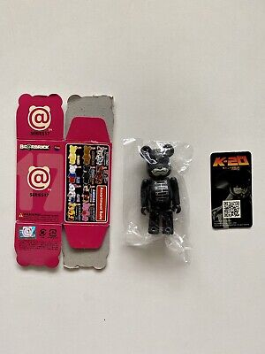 $14.99 • Buy Horror Series 17 100% Bearbrick Medicom S17 Be@rbrick  Rare Limited 2008