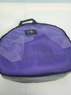 The North Face Basecamp Duffel Packable Travel Suitcase Large Bag New 95L • 80.48£