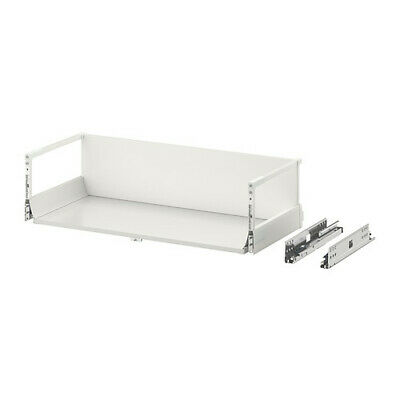 MAXIMERA 80x37cm HIGH Drawer Box With Blum Antaro Steel Runners | IKEA Brand New • 53.99£