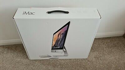 IMac 21.5  2013 BOX (inner Box ONLY)  With All Inserts • 25£