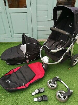 ICandy Apple With Carrycot • 40£