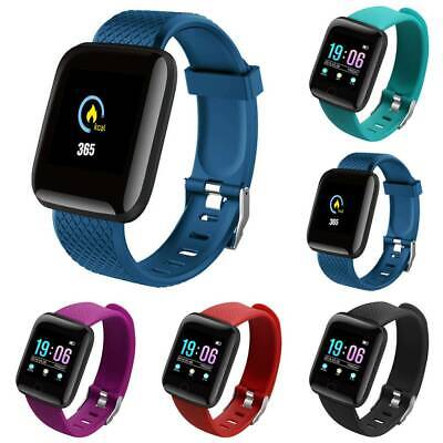 AU17.76 • Buy Adult Childs Fitness Smart Watch Band Sport Activity Tracker Fitbit Step Counter