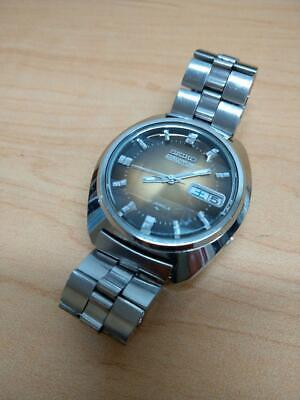 $ CDN466.10 • Buy Seiko 5 Actus Vintage Day Date Used Automatic Mens Watch Authentic Working