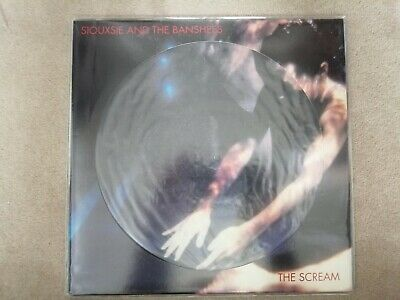 Siouxsie &  The Banshees - The Scream - Picture Disc - Ltd Lp Sealed • 24.99£