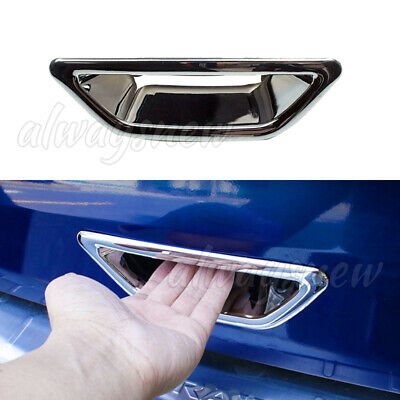 AU22.39 • Buy For Nissan X-Trail T32 2014-2020 Chrome Trunk Door Handle Cover Trim Accessories